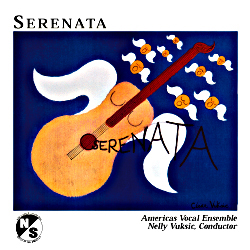 Serenata--Vocal Music from the Americas